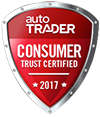 Auto Trader Consumer Trust Certified 2017