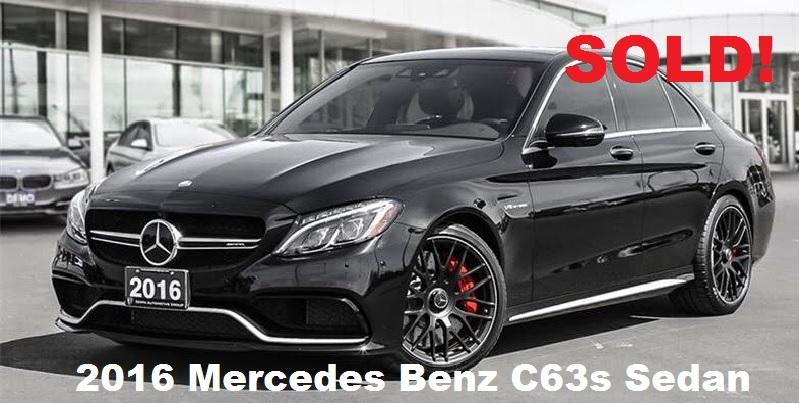 c63 sold