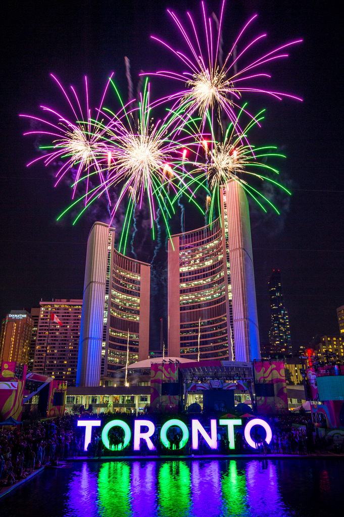 Favourite Spots in Toronto to Ring in the New Year