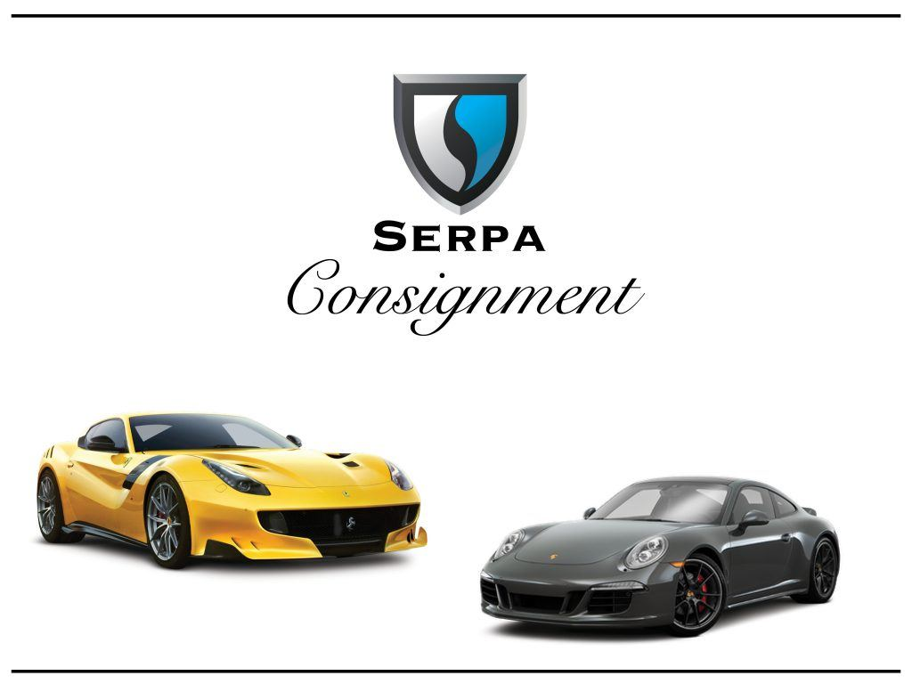 serpa consignment white