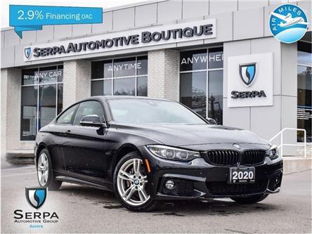 2020 BMW 430i xDrive